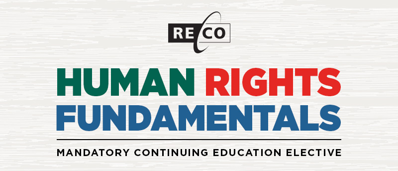 MCE Elective: Human Rights Fundamentals