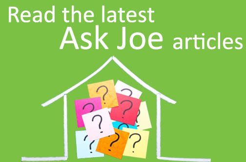 Read the latest Ask Joe articles