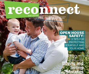 Cover image for newsletter targeted at growing families looking to upsize