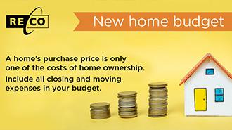 New home budget