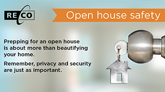 Open house safety