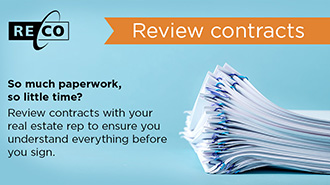 Review contracts