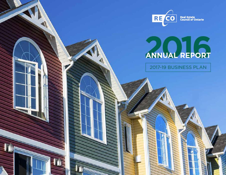2016 Annual Report and 2017-19 Business Plan