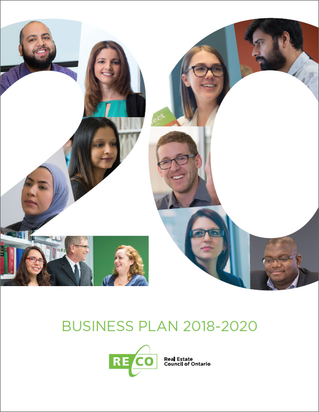RECO Business Plan 2018-2020